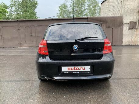 Купить BMW 1 серия пробег 46 362.00 км 2009 год выпуска