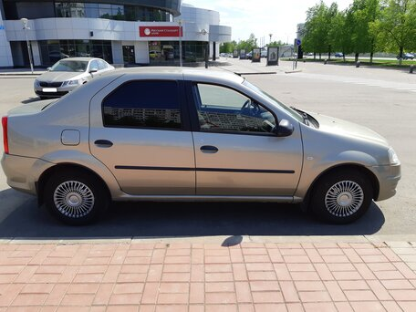 Купить Renault Logan пробег 149 700.00 км 2012 год выпуска