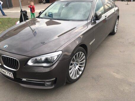 Купить BMW 7 серия пробег 129 000.00 км 2012 год выпуска