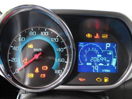 Купить Ravon R2 пробег 21 152.00 км 2017 год выпуска