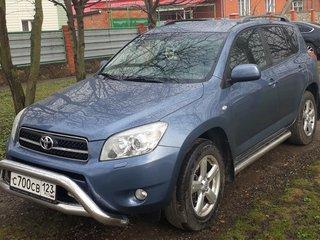 Toyota Рав 4 в краснодарском крае