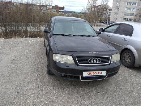 Купить Audi A6 пробег 205 000.00 км 1999 год выпуска