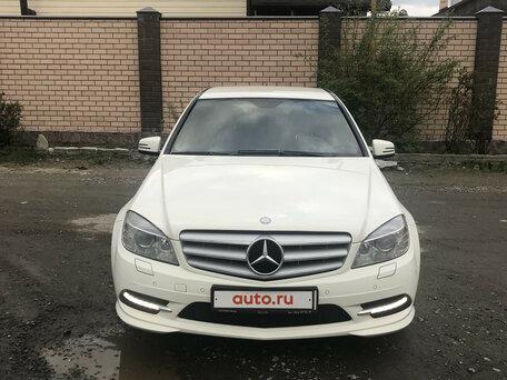 Купить Mercedes-Benz C-klasse пробег 71 345.00 км 2010 год выпуска