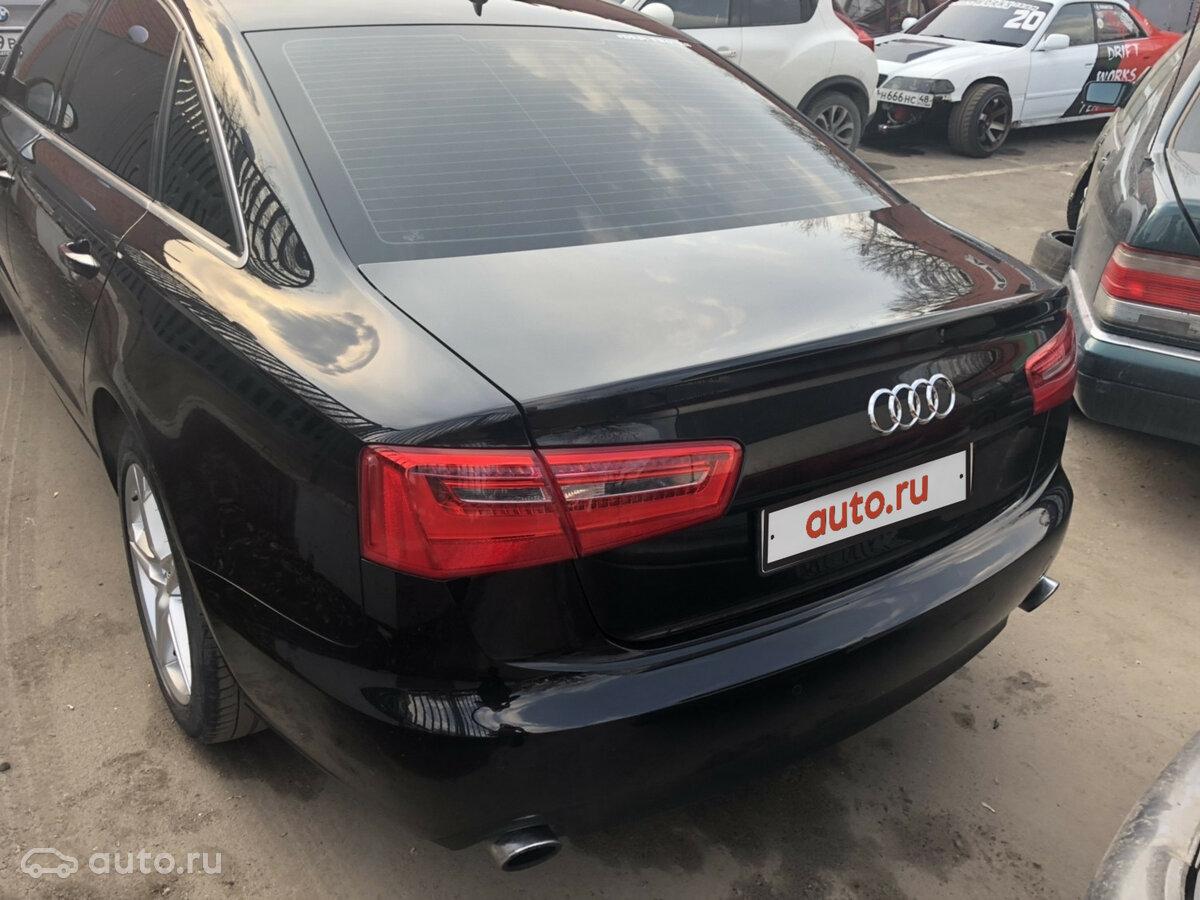 купить Audi A6 Iv C7 с пробегом в ногинске ауди а6 Iv C7 2013