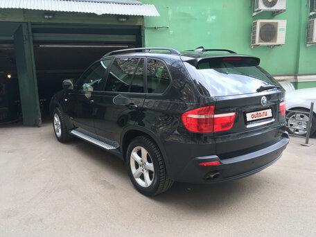 Купить BMW X5 пробег 106 000.00 км 2007 год выпуска