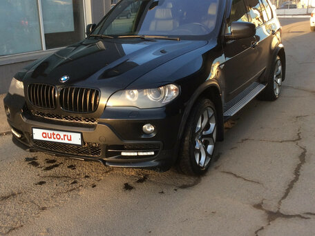 Купить BMW X5 пробег 183 000.00 км 2008 год выпуска