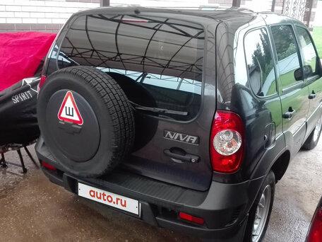 Купить Chevrolet Niva пробег 43 000.00 км 2013 год выпуска