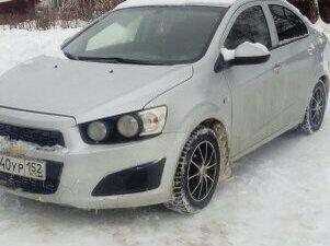 Купить Chevrolet Aveo пробег 70 000.00 км 2013 год выпуска