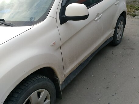 Купить Mitsubishi ASX пробег 142 000.00 км 2011 год выпуска