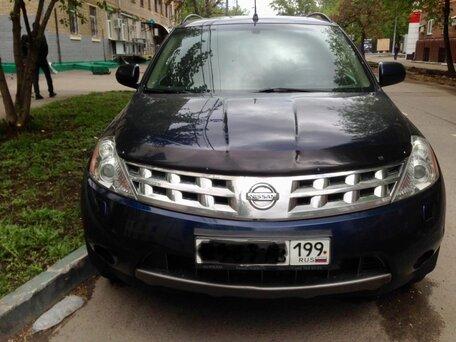 Купить Nissan Murano пробег 142 000.00 км 2007 год выпуска