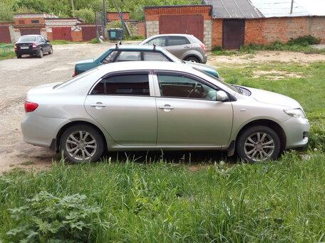 Купить Toyota Corolla пробег 199 000.00 км 2008 год выпуска