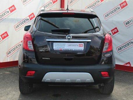 Купить Opel Mokka пробег 77 477.00 км 2012 год выпуска
