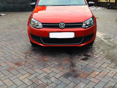 Купить Volkswagen Polo пробег 106 000.00 км 2010 год выпуска