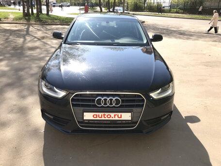 Купить Audi A4 пробег 110 000.00 км 2013 год выпуска