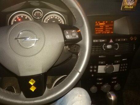 Купить Opel Astra пробег 92 000.00 км 2007 год выпуска