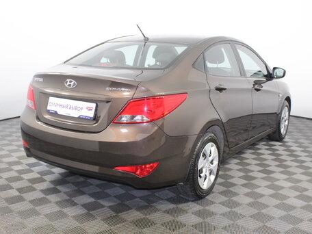 Купить Hyundai Solaris пробег 89 073.00 км 2014 год выпуска