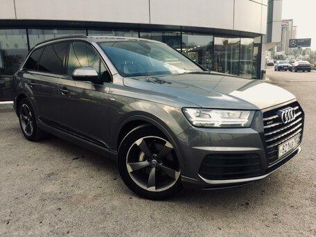 Купить Audi Q7 пробег 107 750.00 км 2016 год выпуска