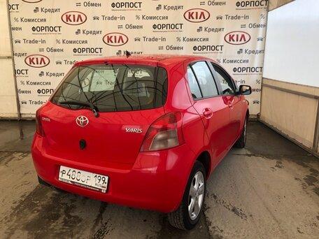 Купить Toyota Yaris пробег 116 000.00 км 2008 год выпуска