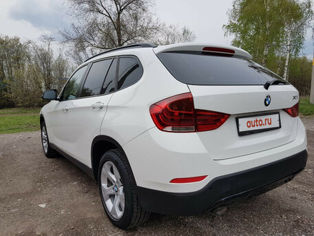 Купить BMW X1 пробег 94 000.00 км 2012 год выпуска