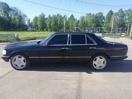 Купить Mercedes-Benz S-klasse пробег 220 000.00 км 1981 год выпуска