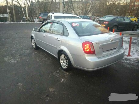Купить Chevrolet Lacetti пробег 370 000.00 км 2010 год выпуска