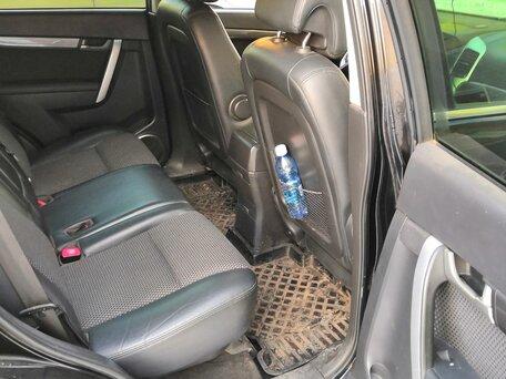 Купить Chevrolet Captiva пробег 165 000.00 км 2008 год выпуска
