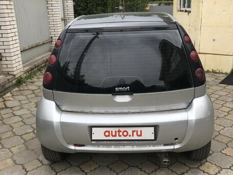 Купить Smart Forfour пробег 230 000.00 км 2004 год выпуска