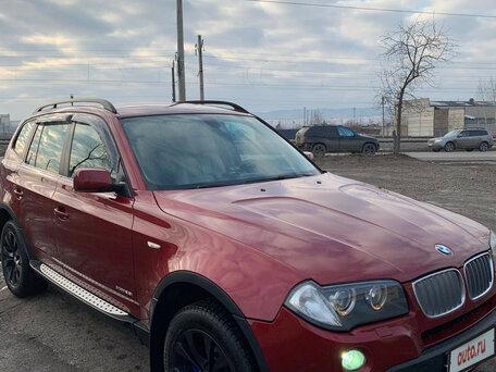 Купить BMW X3 пробег 170.00 км 2009 год выпуска
