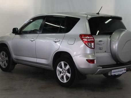 Купить Toyota RAV 4 пробег 113 703.00 км 2011 год выпуска
