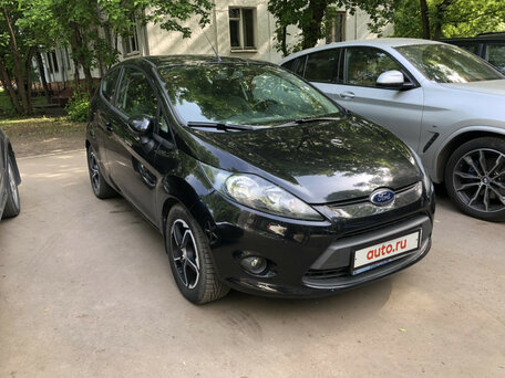 Купить Ford Fiesta пробег 39 000.00 км 2012 год выпуска