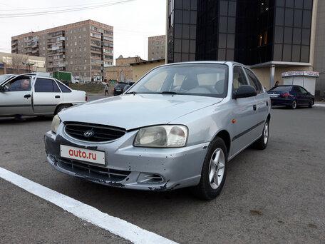 Купить Hyundai Accent пробег 306 000.00 км 2006 год выпуска