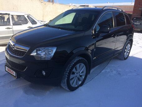 Купить Opel Antara пробег 86 000.00 км 2014 год выпуска