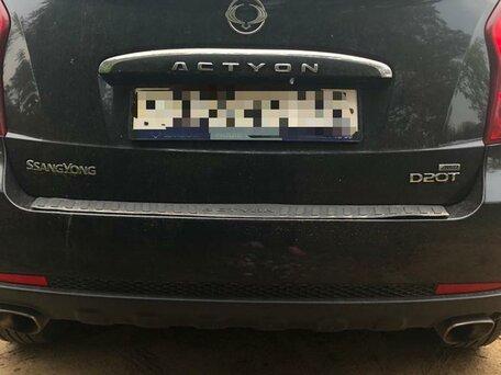 Купить SsangYong Actyon пробег 205 000.00 км 2011 год выпуска