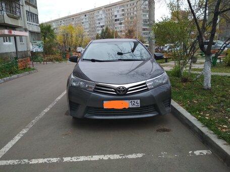 Купить Toyota Corolla пробег 93 000.00 км 2013 год выпуска