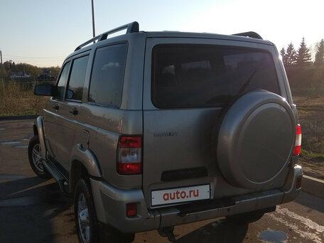 Купить УАЗ Patriot пробег 60 000.00 км 2010 год выпуска