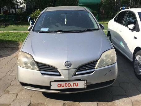 Купить Nissan Primera пробег 302 000.00 км 2001 год выпуска