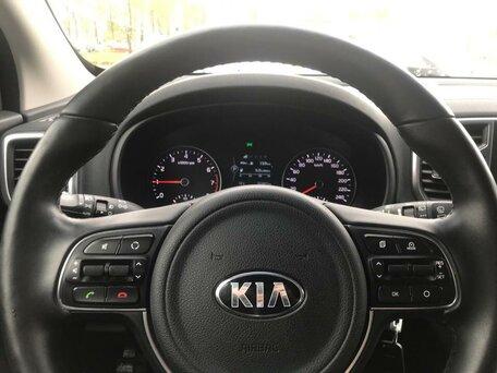 Купить KIA Sportage пробег 62 500.00 км 2016 год выпуска
