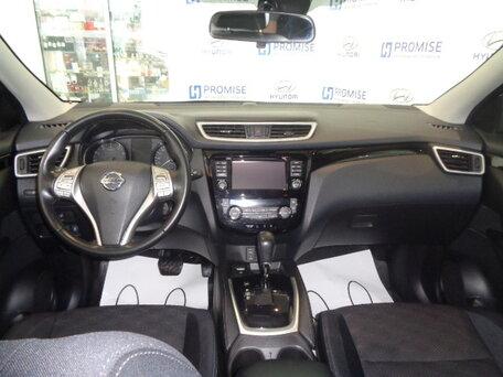 Купить Nissan Qashqai пробег 40 672.00 км 2015 год выпуска