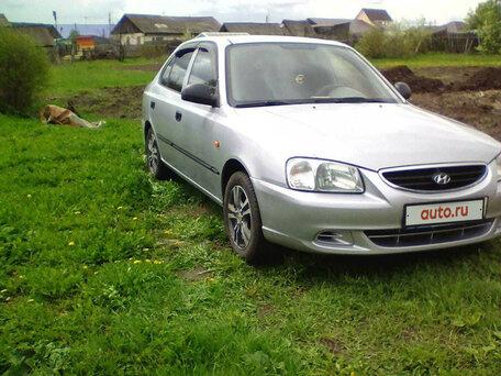 Купить Hyundai Accent пробег 195 675.00 км 2006 год выпуска