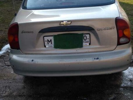 Купить Chevrolet Lanos пробег 227 000.00 км 2005 год выпуска