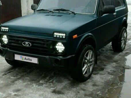 Купить ЛАДА (ВАЗ) 2121 (4x4) пробег 200 000.00 км 2011 год выпуска