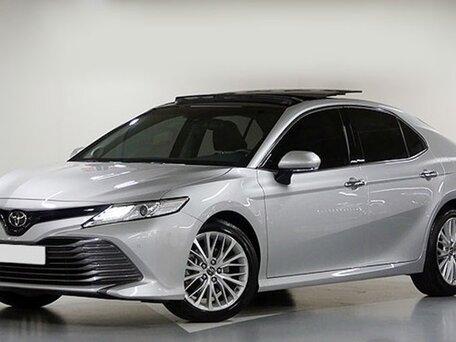 Купить Toyota Camry пробег 1 600.00 км 2018 год выпуска