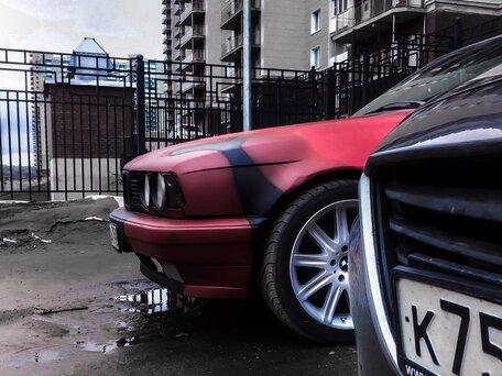 Купить BMW 5 серия пробег 384 000.00 км 1992 год выпуска