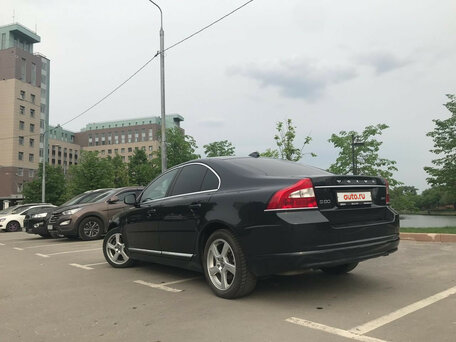 Купить Volvo S80 пробег 101 500.00 км 2012 год выпуска