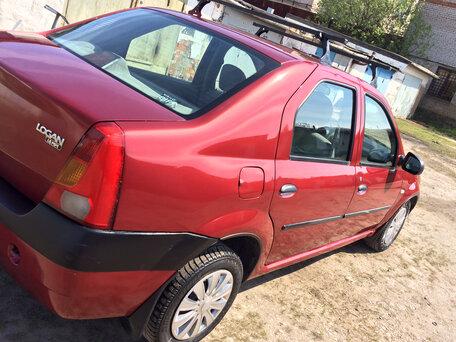 Купить Renault Logan пробег 170 000.00 км 2009 год выпуска