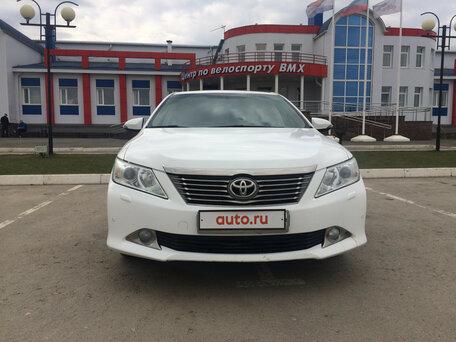 Купить Toyota Camry пробег 123 000.00 км 2012 год выпуска