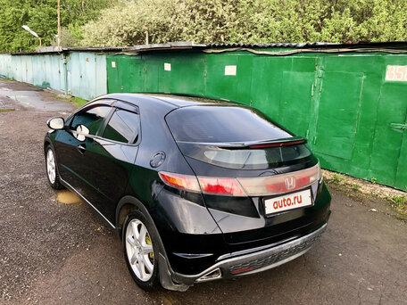 Купить Honda Civic пробег 220 000.00 км 2008 год выпуска