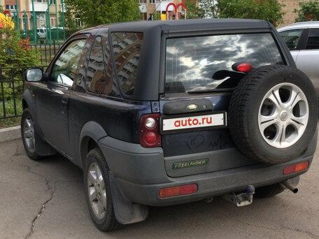 Купить Land Rover Freelander пробег 238 000.00 км 2000 год выпуска