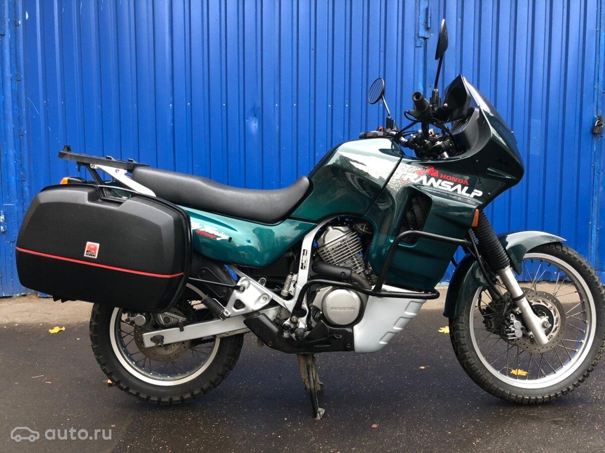 купить Honda Transalp 600 с пробегом в москве 1999 года цена 239
