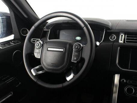 Купить Land Rover Range Rover пробег 81 591.00 км 2015 год выпуска
